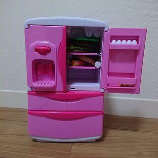 冷蔵庫のおもちゃ