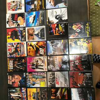 DVD色々 47本