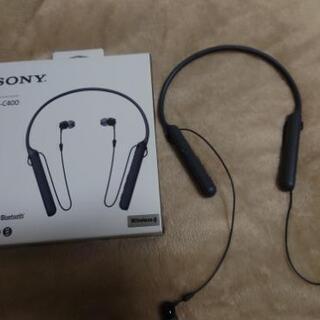 SONY WI-C400 bluetoothヘッドフォン