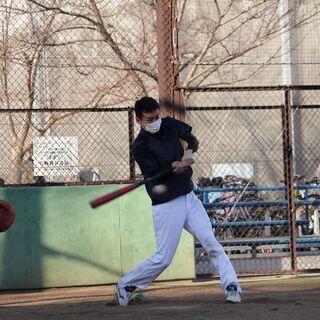 「本格的に野球をやりたいかた」野球しませんか!(男女メンバー募集...
