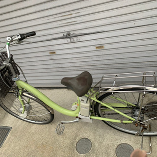 SANYO:電動ハイブリッド自転車:26インチ eneloop ...