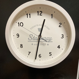 壁かけ時計