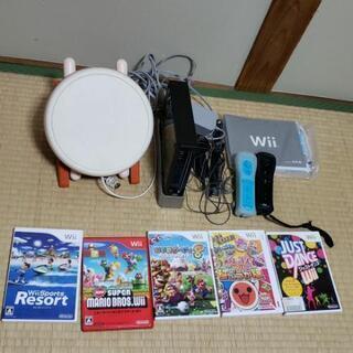 お取引決まりました   任天堂Wii セット
