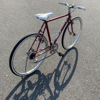 ミヤタ自転車のビンテージ自転車 ルマン ランドナー