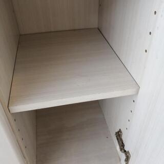 ニトリ食器棚 - 生活雑貨