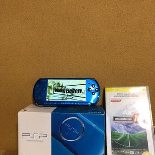 PSP3000  ソフト2本付き 美品