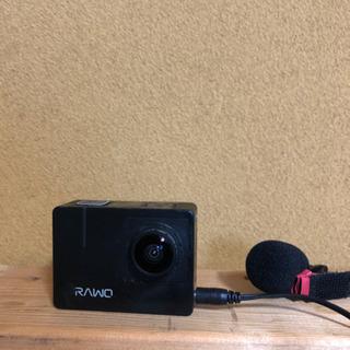 アクションカメラ APEMAN A100 TRAWO改造品…