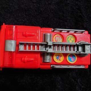 消防車おもちゃ