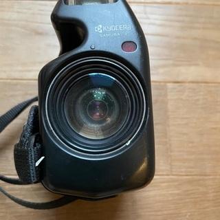 京セラ サムライ 一眼レフカメラ