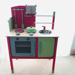 木製玩具 おままごと キッチン 台所
