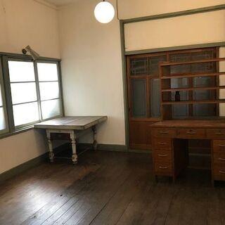 2021年10月より入居可!旧濱田医院内にある隠れ家的なテナント