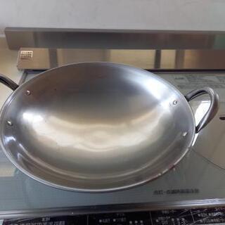 【🍲中華鍋❗】30㎝ 中華鍋です。
