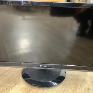 SHARP(シャープ)のLED液晶テレビ2017年製(LC-19...