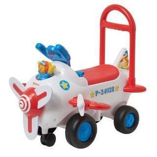 乳幼児 乗り物おもちゃ