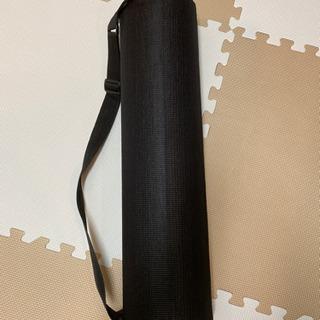 ヨガマット 8mm ブラック