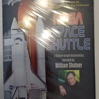 【未開封DVDアメリカ版】NASA SPACE SHUTTLE