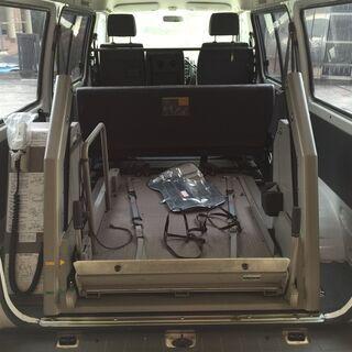 【ネット決済】車輌用 車椅子 乗降装置
