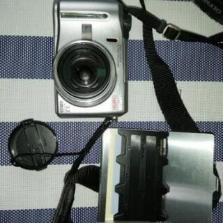 値下げデジカメオリンパスカメディアC-740ウルトラズーム