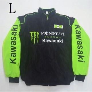 レーシングジャケット モンスター カワサキ