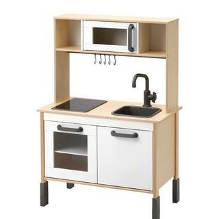 IKEA DUKTIG ドゥクティグ おもちゃキッチン