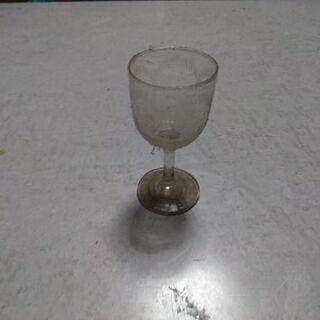 小型ワイングラス(中古)