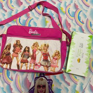 Barbieのバッグ!パスケース付き!バービー、海外