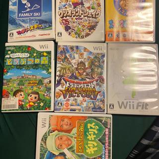 Wiiゲーム7本