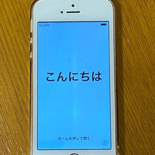 iPhone 5s 32gb SIMフリー 初期化済み