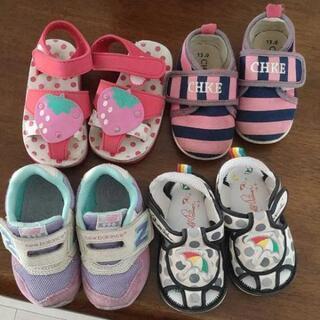 まとめ売り!!13~14cm靴、サンダル
