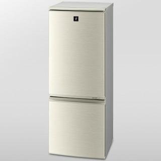 【ネット決済】値下げ!【3/9までの出品】シャープ167L冷蔵庫...