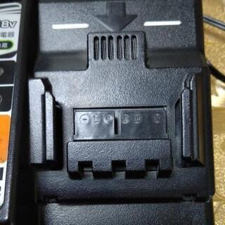日立工機  リチウムイオン専用充電器  14.4V - 家電
