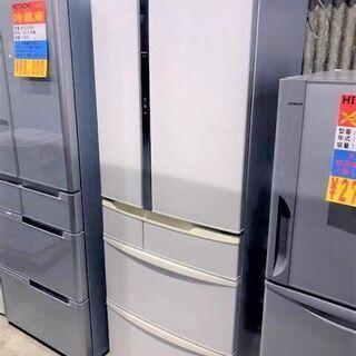 【ネット決済】冷蔵庫 Panasonic NR-FTF45A-W...