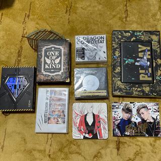 BIGBANG CD DVD ペンライト