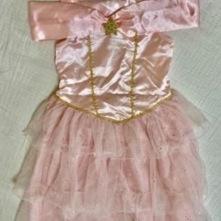 ドレス 110cm  H&M ほぼ新品