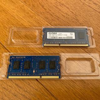 Apple 純正2GBメモリチップ2つセット