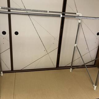 【ネット決済】伸縮多機能物干し 折りたたみ可能 ステンレス 奈良市