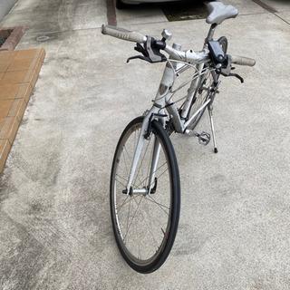 TREK 7.5FX ビンディングペダル クロスバイク