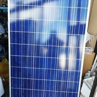 255w ソーラーパネル