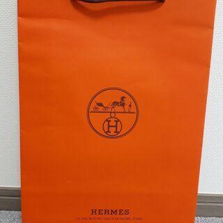 【ブランドショップ紙袋】HERMES(エルメス)