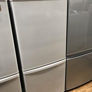 パナソニック 2ドア冷蔵庫 138L 中古