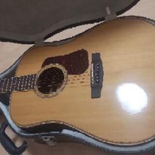 アコースティックギター ハードケース付き
