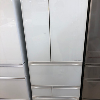 【ネット決済】*【6ヶ月安心保証付】TOSHIBA 6ドア冷蔵庫