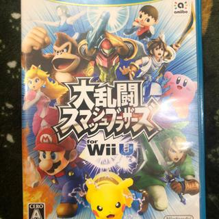 大乱闘スマッシュブラザーズ WiiU