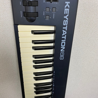 Midiキーボード Keystation88 M-Audio