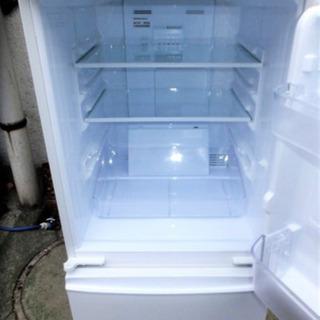(中古)SHARP 冷蔵庫 2ドア