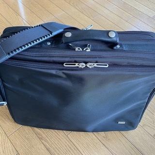 ビジネス用1−2泊用ショルダーバッグ