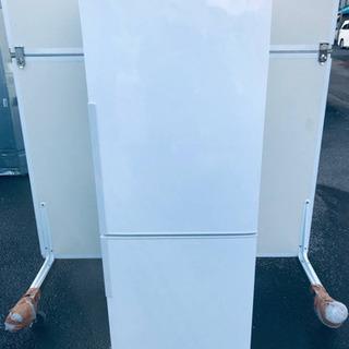②1143番 シャープ✨ノンフロン冷凍冷蔵庫✨SJ-PD27Y-W‼️