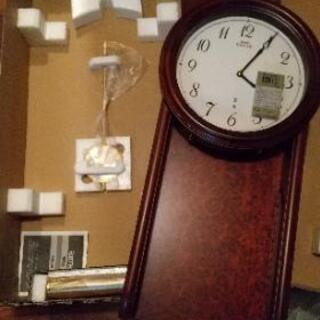 【ネット決済】セイコー掛け時計 未使用 贈呈品