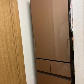 シャープ 冷凍冷蔵庫 6ドア 415L