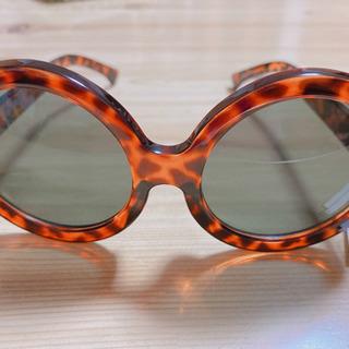 INGNI 新品 収納袋付きサングラス